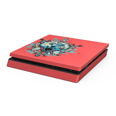 Sony PS4 Slim Skin - Ever Present