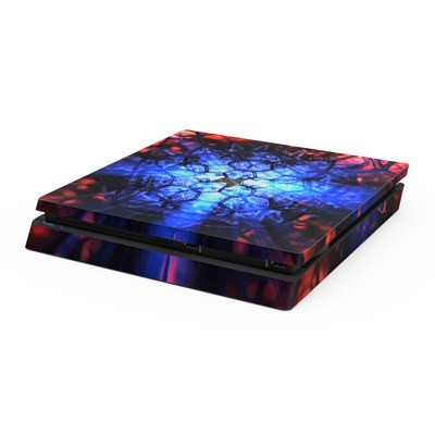 Sony PS4 Slim Skin - Geomancy