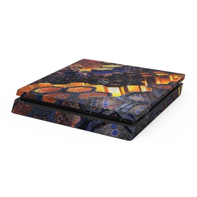 Sony PS4 Slim Skin - Hivemind