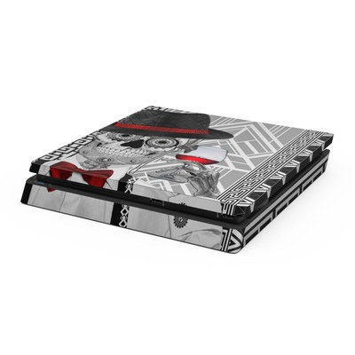 Sony PS4 Slim Skin - Mr JD Vanderbone