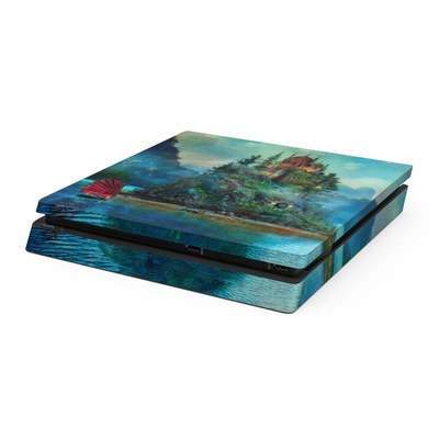 Sony PS4 Slim Skin - Journey's End