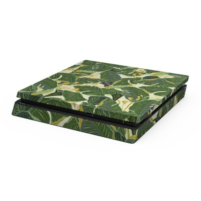 Sony PS4 Slim Skin - Jungle Polka