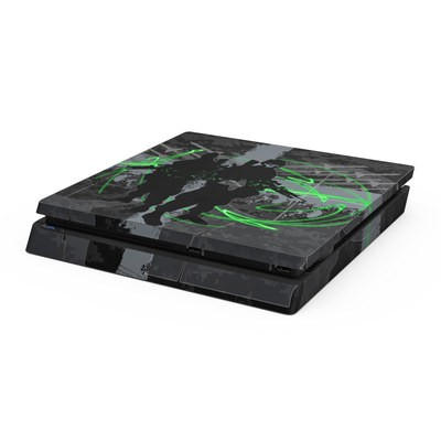 Sony PS4 Slim Skin - Modern War