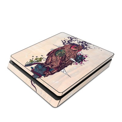 Sony PS4 Slim Skin - Regrowth