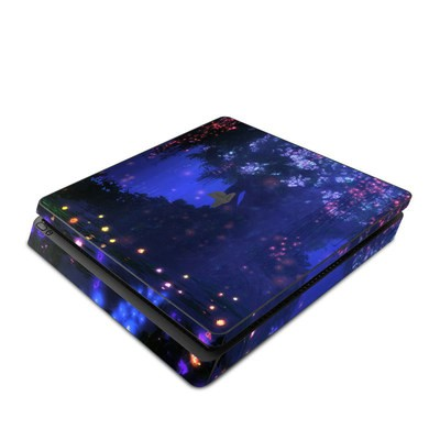 Sony PS4 Slim Skin - Satori Night