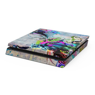 Sony PS4 Slim Skin - Streaming Eye