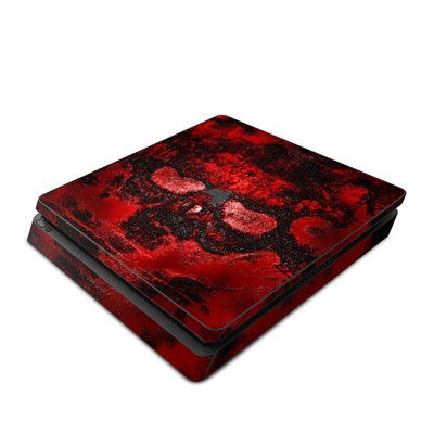 Sony PS4 Slim Skin - War II