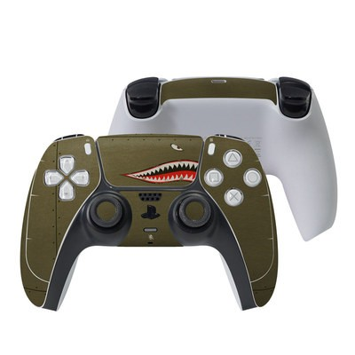 Sony PS5 Controller Skin - USAF Shark