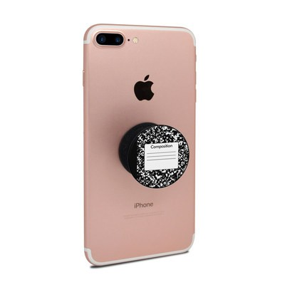 Popsockets Skin - Composition Notebook