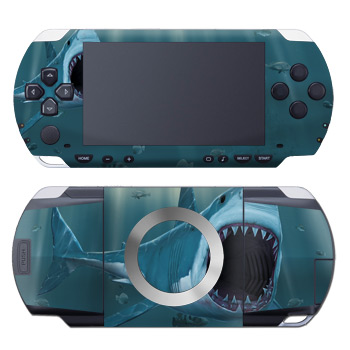 PSP Skin - Great White