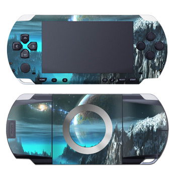 PSP Skin - Path to the Stars