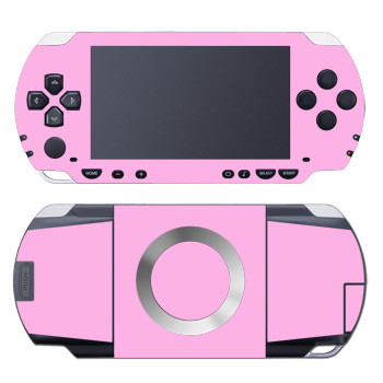 PSP Skin - Solid State Pink