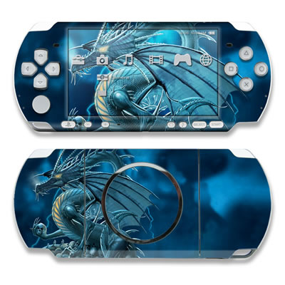 PSP 3000 Skin - Abolisher