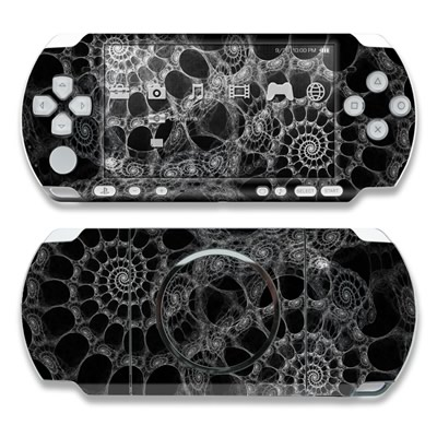 PSP 3000 Skin - Bicycle Chain