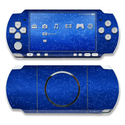 PSP 3000 Skin - Constellations