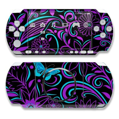 PSP 3000 Skin - Fascinating Surprise