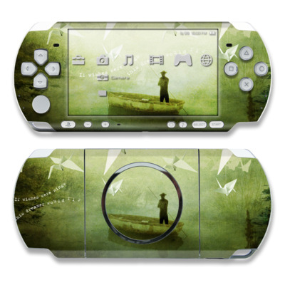 PSP 3000 Skin - If Wishes