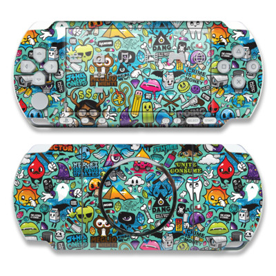 PSP 3000 Skin - Jewel Thief