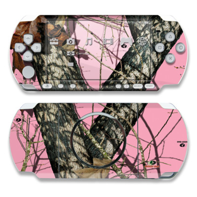 PSP 3000 Skin - Break-Up Pink
