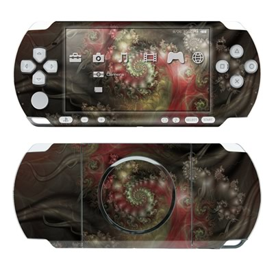 PSP 3000 Skin - Reaching Out