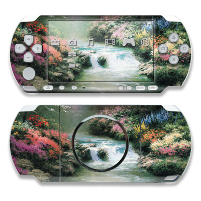 PSP 3000 Skin - Beside Still Waters