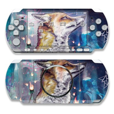 PSP 3000 Skin - There is a Light