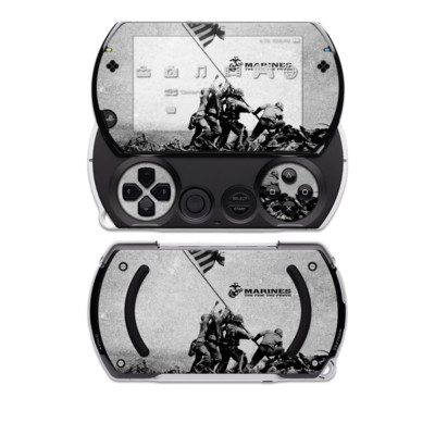 PSP Go Skin - Flag Raise