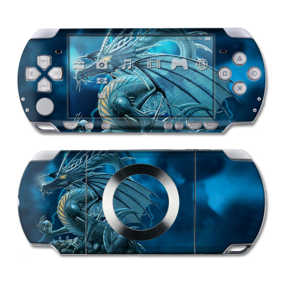 PSP Slim & Lite Skin - Abolisher