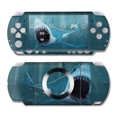 PSP Slim & Lite Skin - Great White