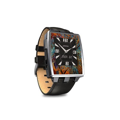 Pebble Steel Smartwatch Skin - Axonal