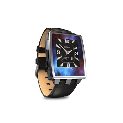 Pebble Steel Smartwatch Skin - Pulsar