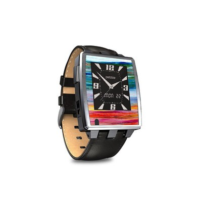 Pebble Steel Smartwatch Skin - Waterfall