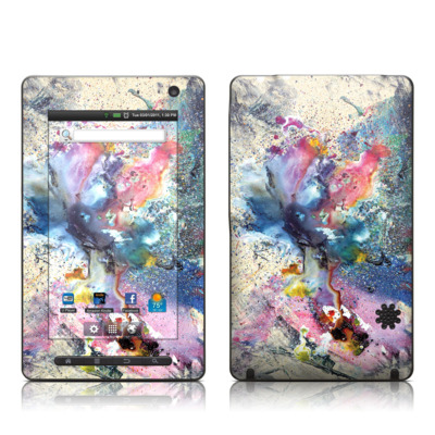 Pandigital Star 7in Skin - Cosmic Flower