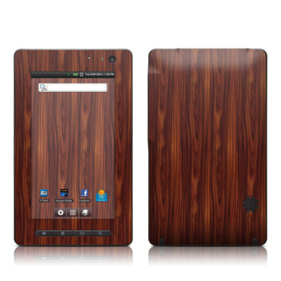 Pandigital Star 7in Skin - Dark Rosewood
