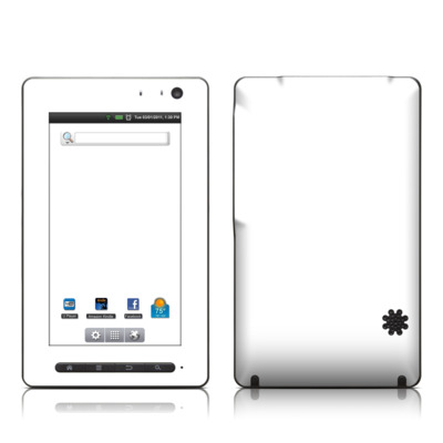 Pandigital Star 7in Skin - Solid State White