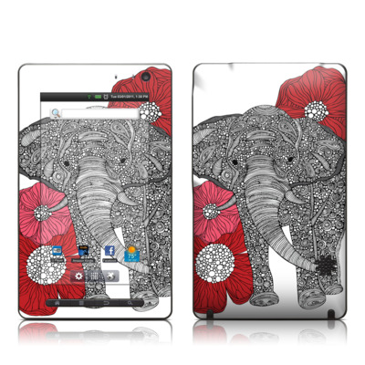 Pandigital Star 7in Skin - The Elephant