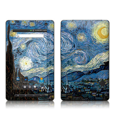 Pandigital Star 7in Skin - Starry Night