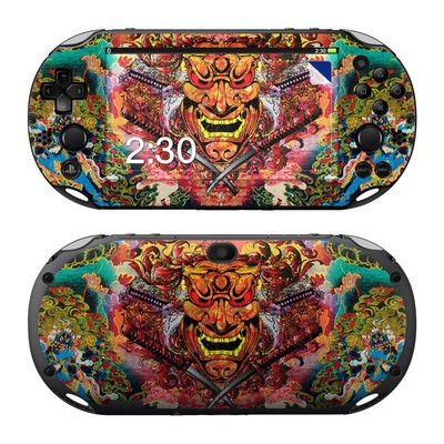 Sony PS Vita 2000 Skin - Asian Crest