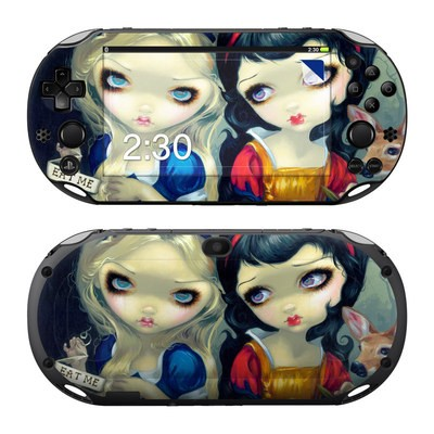 Sony PS Vita 2000 Skin - Alice & Snow White