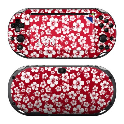 Sony PS Vita 2000 Skin - Aloha Red