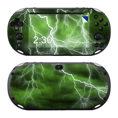 Sony PS Vita 2000 Skin - Apocalypse Green