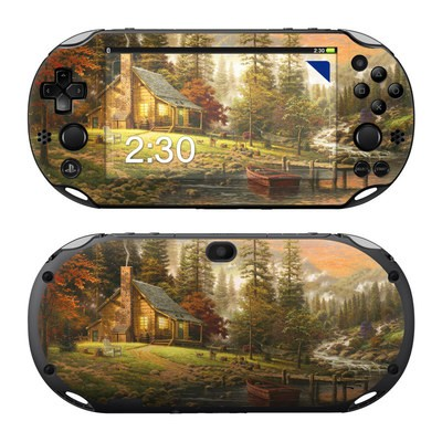 Sony PS Vita 2000 Skin - A Peaceful Retreat