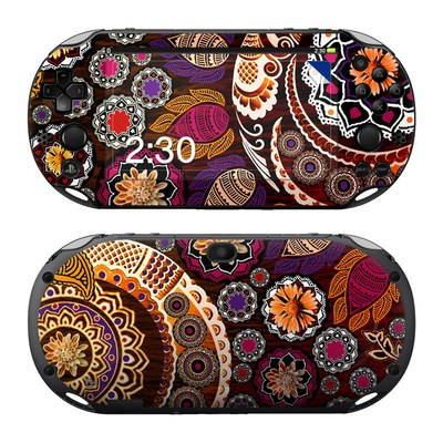 Sony PS Vita 2000 Skin - Autumn Mehndi