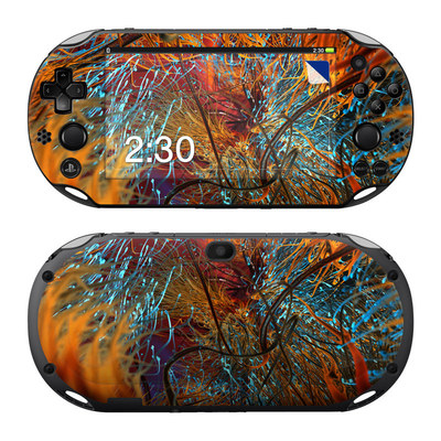 Sony PS Vita 2000 Skin - Axonal