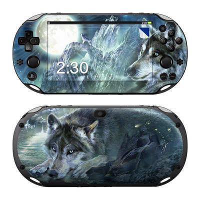 Sony PS Vita 2000 Skin - Bark At The Moon