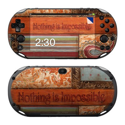 Sony PS Vita 2000 Skin - Be Inspired