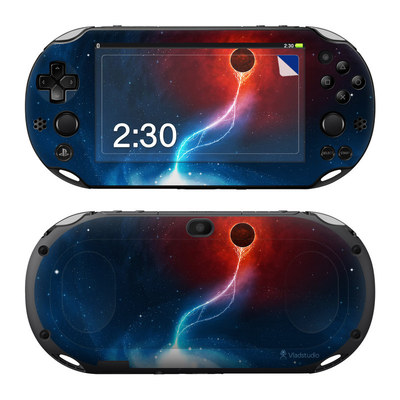 Sony PS Vita 2000 Skin - Black Hole
