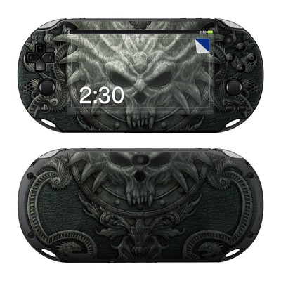 Sony PS Vita 2000 Skin - Black Book