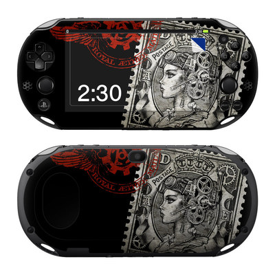 Sony PS Vita 2000 Skin - Black Penny
