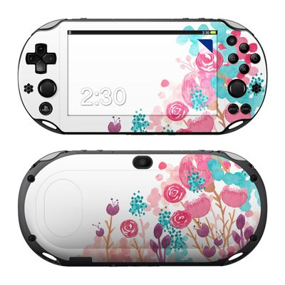 Sony PS Vita 2000 Skin - Blush Blossoms